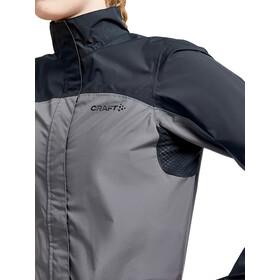 Craft Core Endur Hydro Jacke Damen black/granite
